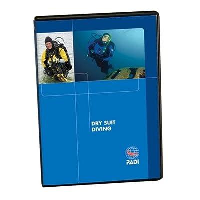 Padi Dry Suit Diving - DVD, #70856