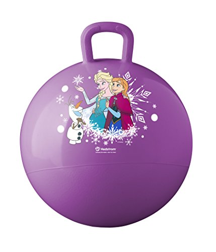 Hedstrom Disney Frozen Hopper Ball, Hop Ball For Kids, 15 Inch