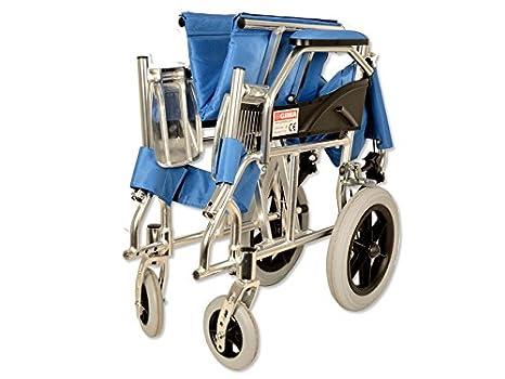 Gima AlluminioAzzurroAmazon Carrozzina Queen 43250 itCommercio 53R4LAj