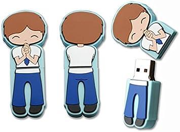 Memoria USB Ni/ña Comunion 4Gb DISOK