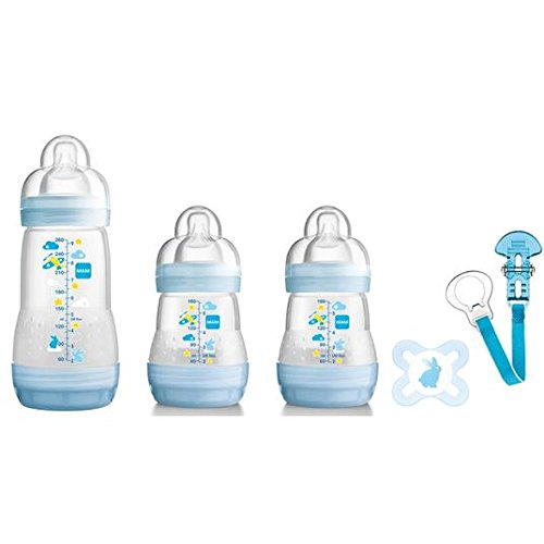 MAM Welcome to the World Set, Blue MAM UK LTD