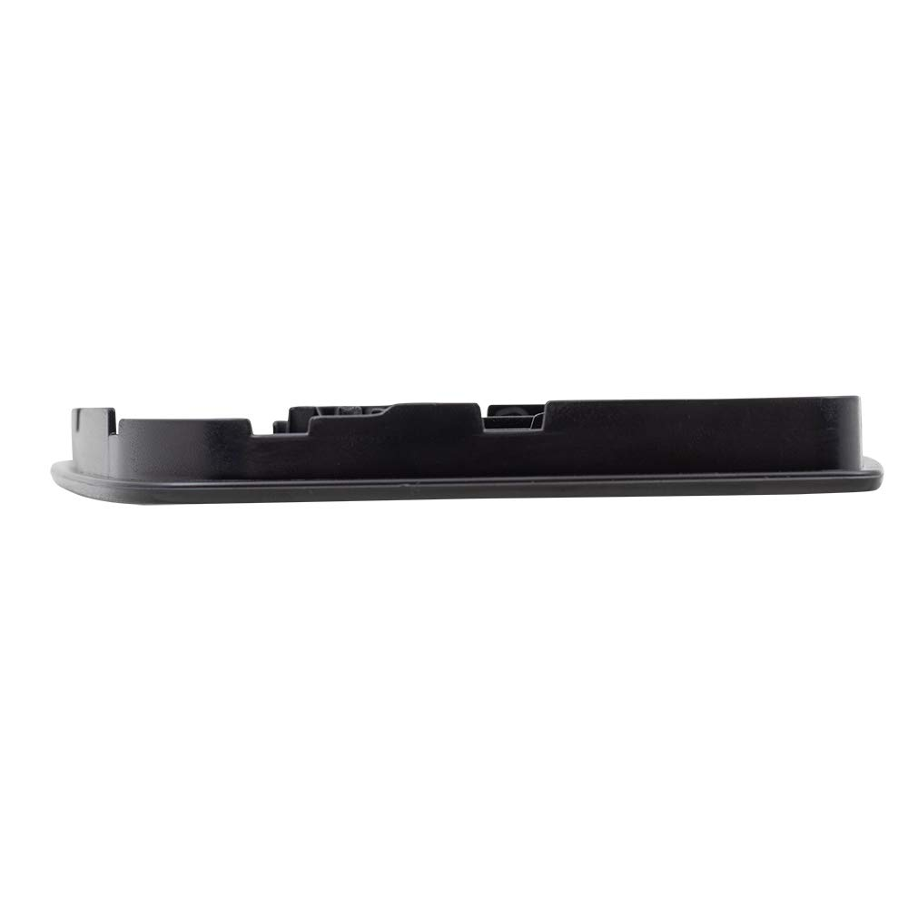 Driver Tow Mirror Glass /& Base Heated Replacement for 15-19 Transit Van