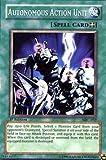 YuGiOh Magician's Force Autonomous Action Unit MFC-032 Common [Toy]