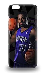 Perfect Fit NBA Sacramento Kings Tyreke Evans #13 3D PC Soft Case For Iphone 6 Plus ( Custom Picture iPhone 6, iPhone 6 PLUS, iPhone 5, iPhone 5S, iPhone 5C, iPhone 4, iPhone 4S,Galaxy S6,Galaxy S5,Galaxy S4,Galaxy S3,Note 3,iPad Mini-Mini 2,iPad Air )