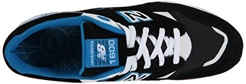 New Balance Men's CM1600 Riders Club Collection sneaker Black/Blue cheap sale 2014 unisex sale 2014 new cheap clearance store sale authentic Gi1KtgBDm