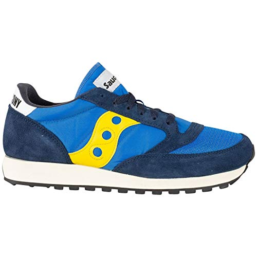 Outdoor Blu 2 per Original Saucony Blue Uomo Vintage Scape Jazz Yellow Sport Ox8YqA8