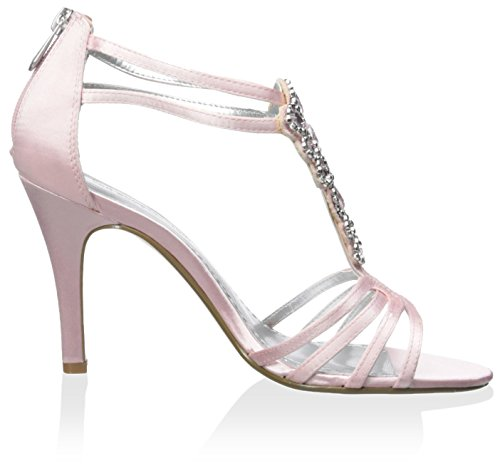 Vittadini Georga Women's Sandal Adrienne Pink Soft qCHdSw1ZH
