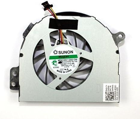 1PC for Dell 14R N4110 laptop CPU cooling fan MF60100V1-Q032-G99 M2478 QL