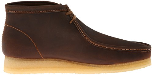 Clarks Originals Wallabee Stiefel Beeswax