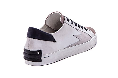 Misdaad Londen Herren 11304ks110 Weiss Leder Sneakers