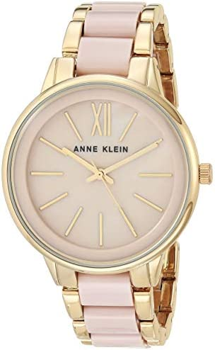 Anne Klein Women's Resin Bracelet Dress Watch WeeklyReviewer