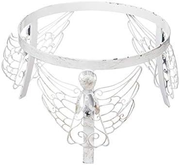 Evergreen Garden White Angel - Soporte para Bolas de Billar (Metal ...