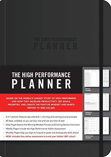 Pdf Business The High Performance Planner