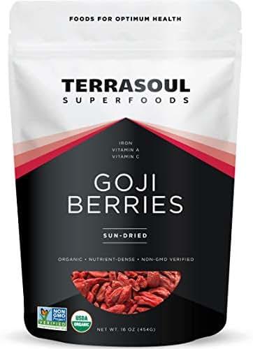 Terrasoul Goji Berries