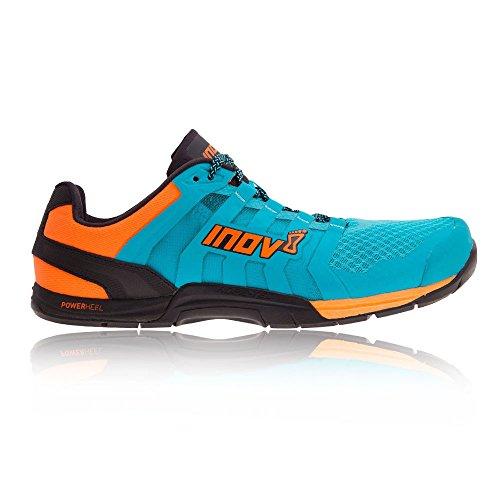 inov-8 Herren F-Lite 235 V2 Cross-Trainer Schuh Blau / Neon Orange / Schwarz