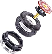 Bicycle Headset 4444S 44mm ad Bearing Cycling Aluminum Alloy Internal Mountain Straight e Fork Ultralight Acce