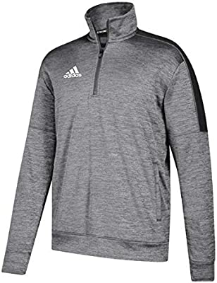 adidas Climawarm Team Issue Full Zip GRAY