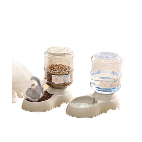 Mingzheng Pet feeders 1