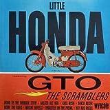 LITTLE HONDA FEATURING GTO BY THE SCRAMBLERS - WYNCOTE LABEL W-9048