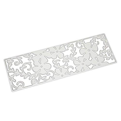 Flower Metal Cutting Dies Stencils DIY Scrapbooking Album Paper Card Craft by Topunder]()