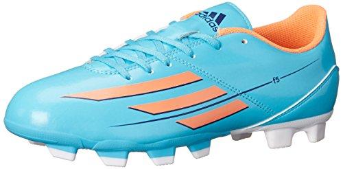 Amazon.com | adidas Performance Women's F5 TRX Firm-Ground W Soccer Cleat, Samba  Blue/Glow Orange/Collegiate Purple, 7.5 M US | Soccer