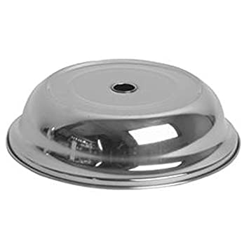 amazon com 10 multi fit plate covers stainless steel keeps food