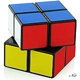 Negi 2x2 Black Cube Puzzle Toys