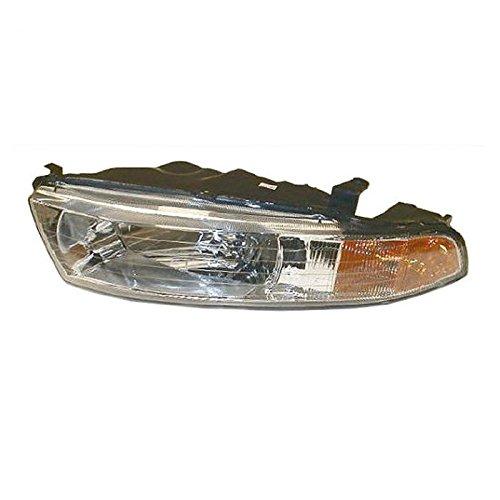 Headlight Headlamp Driver Side Left LH for 99-01 Mitsubishi Galant