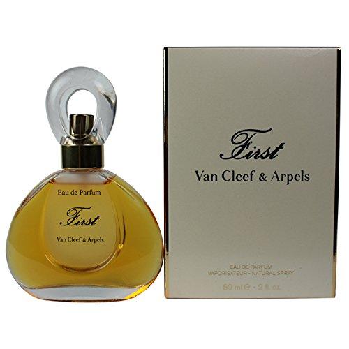 Price comparison product image First By Van Cleef & Arpels For Women. Eau De Toilette Spray 2 Ounces