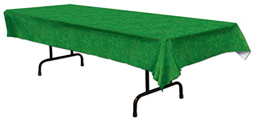 Grass Tablecover Party Accessory (1