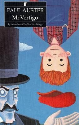 book cover of Mr. Vertigo