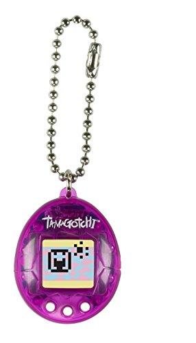 (Tamagotchi Mini, Translucent Purple and White)