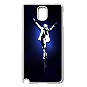 Singer Michael Jackson-king of pop- protective case cover For Samsung Galaxy NOTE3 Case Cover QV479685220