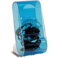 TrippNT 52175  Ultimate Sea Turtle Single Global Blue Dual Dispensing Glove Holder 10 Width x 5 Height x 4 Depth 10 Width x 5 Height x 4 Depth