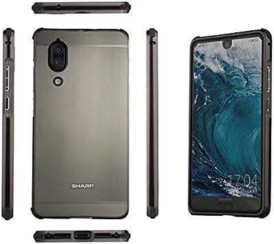 Funda® Firmness Smartphone Carcasa Case Cover Caso para Sharp ...