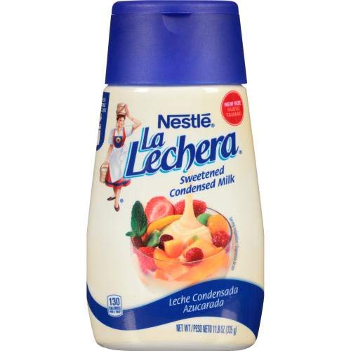 La Lechera 11.5 Oz. Milk Squeeze Condensed (Pack of 10)