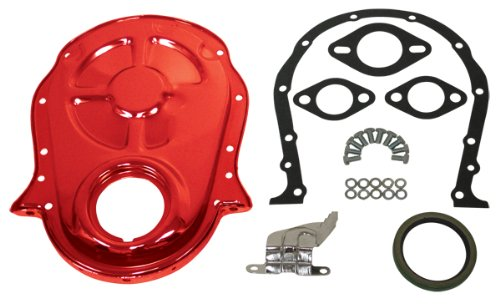 Timing Chain Tab (Chevy Big Block 396-402-427-454 Steel Timing Chain Cover Set w/ Timing Tab - Orange)