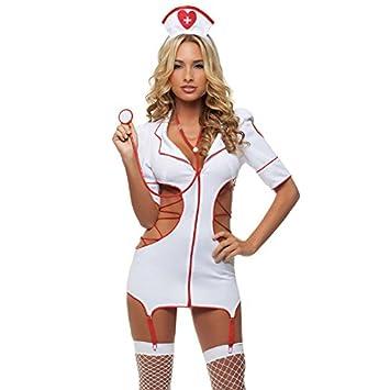 Traje De Enfermera Atractivo De Las Mujeres Ropa Interior ...