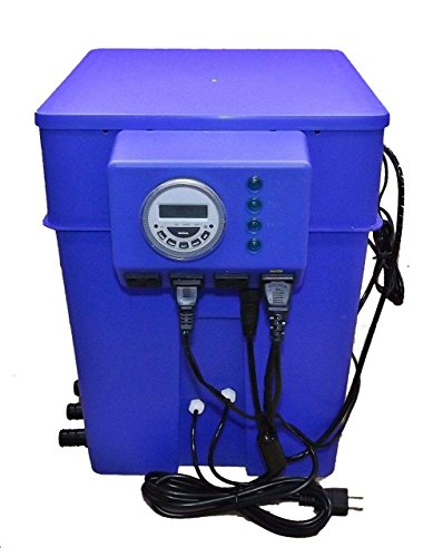 Multi Flow Hydroponics System Gravity Ebb and Flow Bucket Controller Brain Unit -