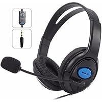 Headphone com Microfone para PS4
