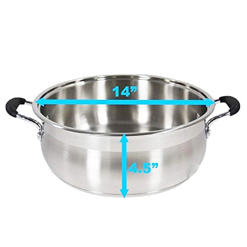 10 Qt Steel Super Stock Dutch of
