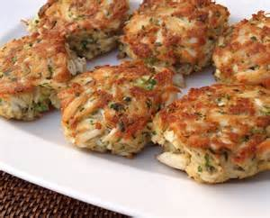 Lump Crab Meat Cakes From Maryland