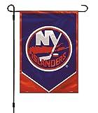 "Fremont Die NHL New York Islanders Garden Flag, 12"" x 16"", 12"" x 16"", Team Colors"