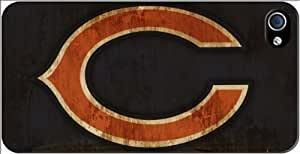 Chicago Bears for iphone 4-4S Case v42 3102mss