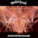 Motörhead - No Sleep 'til Hammersmith - Bronze Records - BRON 535