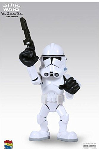 Star Wars Medicom VCD (Vinyl Collectible Doll) Clone Trooper