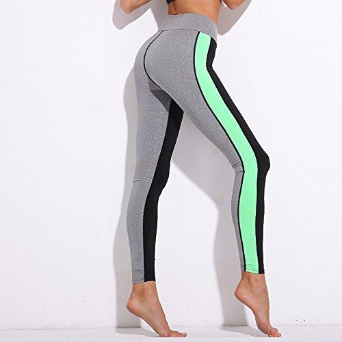 outlet MAYUAN520 Deporte Leggings Mujer Patchwork Yoga Yoga Leggins  polainas Pantalones Deporte Mujer Fitness Deporte Pantalones 33fc801b43c8