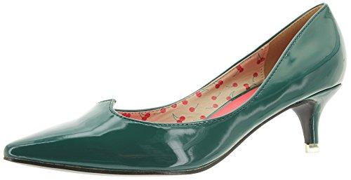 verde donna Materiale Dress Shoes per Banned sintetico WTBUYznSq