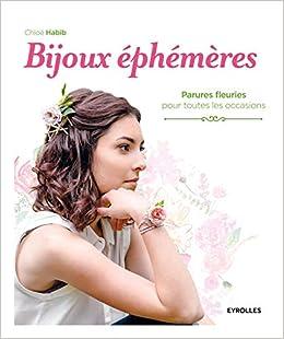 Amazon Fr Bijoux Ephemeres Parures Fleuries Pour Toutes