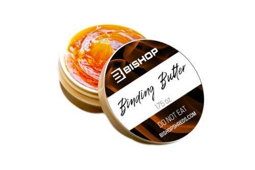 Targa Binding - Bishop Binding Butter